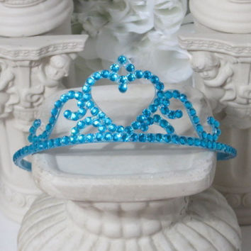 Disney's Princess Elsa - Frozen Elsa - Girls Hair Accessories - Elsa Tiara- Princess Costume - Princess Crown - Girls Gifts - Dress Up Girls