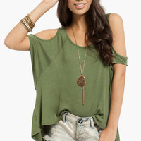 Making the Cut Out Top $34