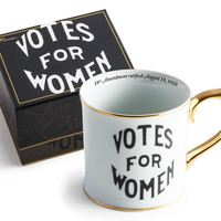 You Go Girl Votes For Women / Seneca Falls Coffee Mug