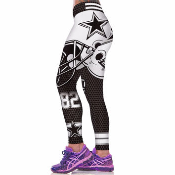 Fashion Active Women Sporting Leggings Workout Clothing
