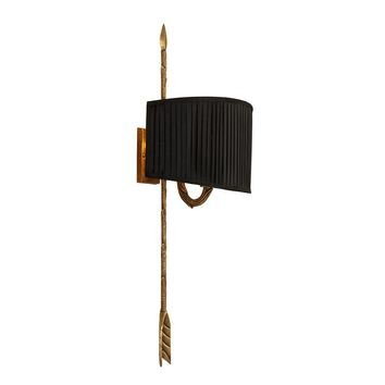 Brass Arrow Wall Lamp | Eichholtz Fontaine