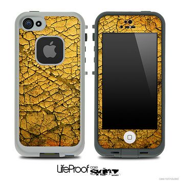 Dry Sand Flat Skin for the iPhone 5 or 4/4s LifeProof Case