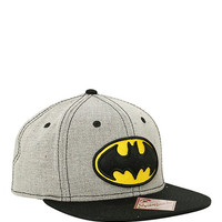 DC Comics Batman Speckled Snapback Hat