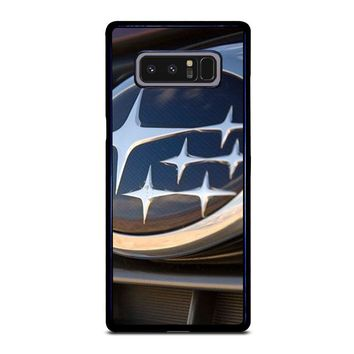 SUBARU LOGO Samsung Galaxy Note 8 Case Cover
