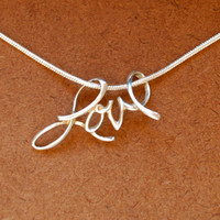 RESERVED FOR langsoh ONLY Sterling silver love by jersey608