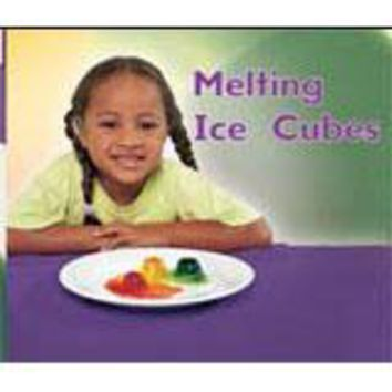 Rigby Flying Colors Leveled Reader 6pk Magenta Melting Ice Cubes