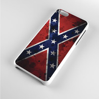Confederate Rebel Flag Grunge iPhone 5c Case