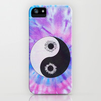 YING-YOUNG iPhone & iPod Case by celestialism