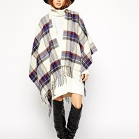 ASOS Check Cape