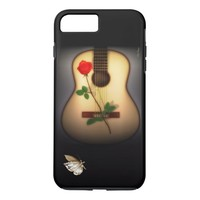 Rose Guitar iPhone 8 Plus/7 Plus Case