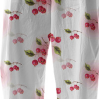 cherry pants created by GossipRag | Print All Over Me