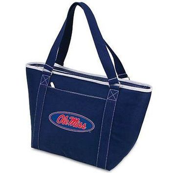 PICN-619001383740-NCAA Mississippi Rebels Topanga Insulated Cooler Tote