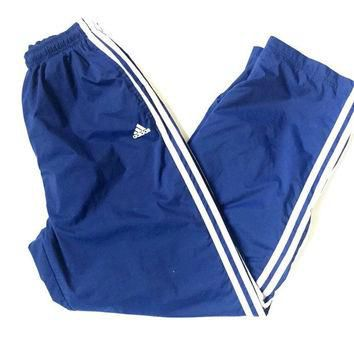 Adidas Blue Warm Up Track Pants