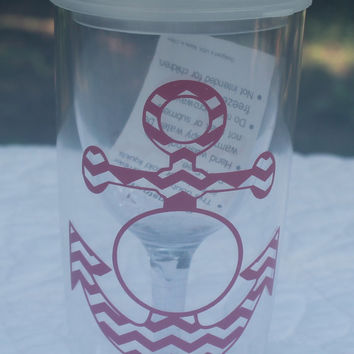 Custom Personalized Acrylic Tumbler with Lid and Straw