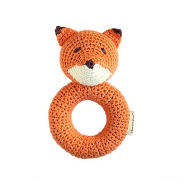 Fox Ring Rattle