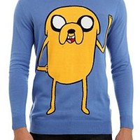 Adventure Time Jake Sweater - 335548
