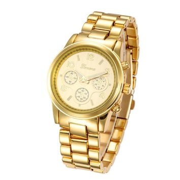 Trendy Designer's Great Deal New Arrival Stylish Good Price Awesome Gift Men Ladies Watch [11203430535]