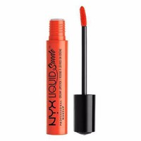 NYX Liquid Suede Cream Lipstick - Orange County - #LSCL05