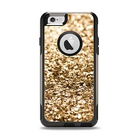 The Gold Glimmer V2 Apple iPhone 6 Otterbox Commuter Case Skin Set