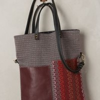 Kassiopea Patchplay Tote in Grey Size: One Size Bags