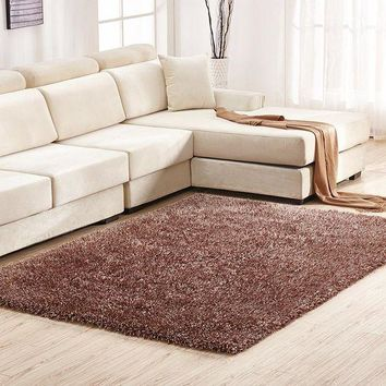 ac PEAPON Warm Super Soft Stretch Living Room Bedroom Stylish Carpet 120*170cm [118169960473]