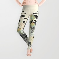 Into the Unknown... Leggings by LordofMasks