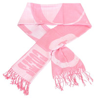 Indianapolis Colts Women's Team Pink Pashmina Scarf