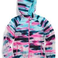 Girl's Nike 'Element' Dri-FIT Full Zip Hoodie