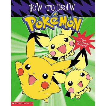 How to Draw Pokemon (Pokemon)