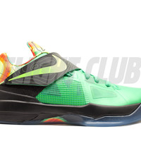 "zoom kd 4 ""weatherman"" - Kevin Durant - Nike Basketball - Nike 