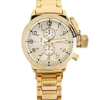 XL Celeb Trend Boyfriend Watch
