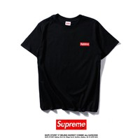 Cheap Women's and men's supreme t shirt for sale 501965868-0128