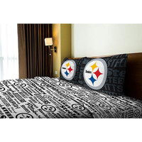 Pittsburgh Steelers NFL Full Sheet Set (Anthem Series)