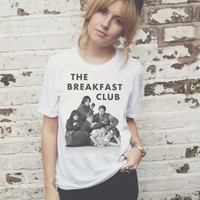 The Breakfast Club Vintage Style T-Shirt