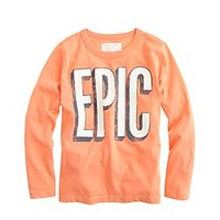 Boys' Graphic T-Shirts & Shorts - Boys' Graphic Tees, Graphic Bottoms, Shorts & Boys' Graphic Long Sleeve Shirts - J.Crew