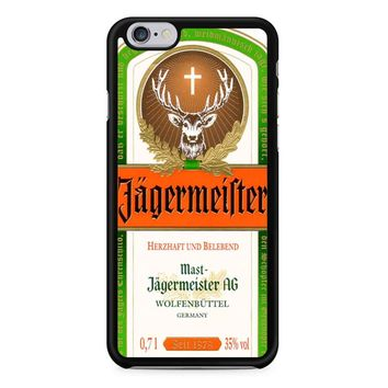 Jagermeister iPhone 6/6S Case