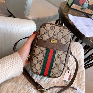 GUCCI Ophidia mini GG bag