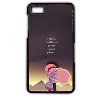 Star Vs The Forces Of Evil Quotes TATUM-9959 Blackberry Phonecase Cover For Blackberry Q10, Blackberry Z10