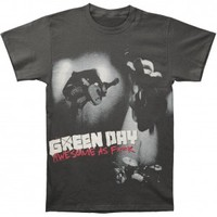 Green Day Awesome As F**k T-shirt - Green Day - G - Artists/Groups - Rockabilia