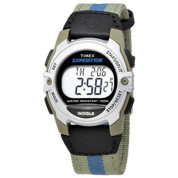 Timex Expedition Mid-Size Digital Dial Unisex Watch T49958