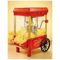 Nostalgia Electrics Popcorn Maker, Kettle Popcorn Vintage Collection