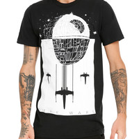 Star Wars Deeper Death Star T-Shirt
