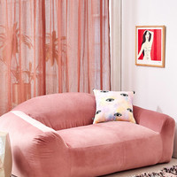 Beaumont Velvet Soft Sofa | Urban Outfitters
