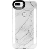 LuMee Duo Marble Case | iPhone 8 Plus, 7 Plus, 6/6s Plus