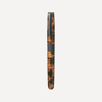 TOMBOW Havanna Liquid Ink Roller Ball Pen - 0.7 mm – Tortoiseshell