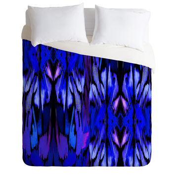Holly Sharpe Indigo Fever Duvet Cover
