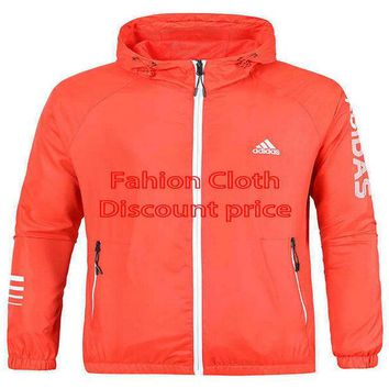 Mens Originals Beckenbauer Track Jacket Orange