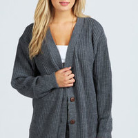 Nicola Fisherman Knit Cardigan