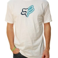 Fox Racing Men's Two-Faced Fox Head Graphic T-Shirt