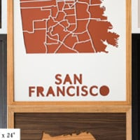 San Francisco Drop-Cut